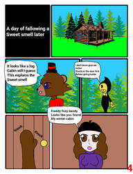 Lost In The Forest Page 4 by goldenbrush94