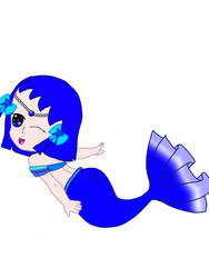 Sailor water mermaid form by goldenbrush94