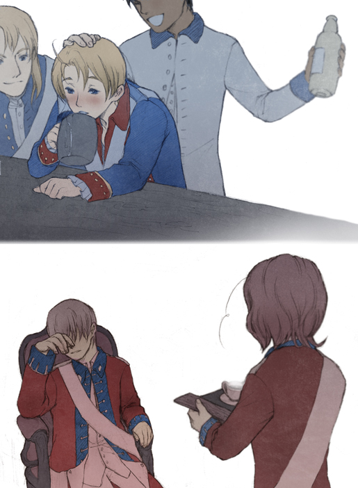 APH - Cheers by freefallcrash