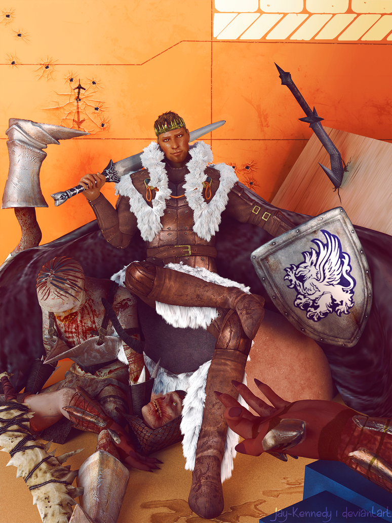 Legendary Dragon-Lord by Jay-Kennedy