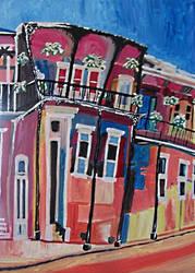 Sunset House by RedShutterOrleans