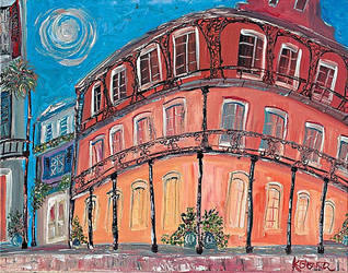 Royal Hotel Moon by RedShutterOrleans