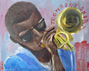 Trombone Shorty by RedShutterOrleans