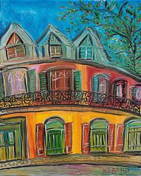 New Orleans Hotel by RedShutterOrleans