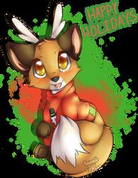 Happy Holidays~! by Kawaii4eva