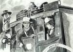 Stagecoach by Kyreks