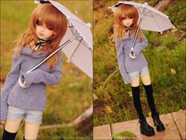 Autumn and Rain by kuroi-carousel