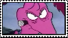 Cyril Sneer stamp by Gallerica