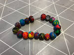 Coloured bracelet 25 by Gallerica