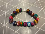Coloured bracelet 28 by Gallerica