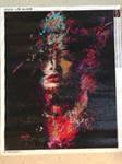Diamond painting - Hidden face by Gallerica