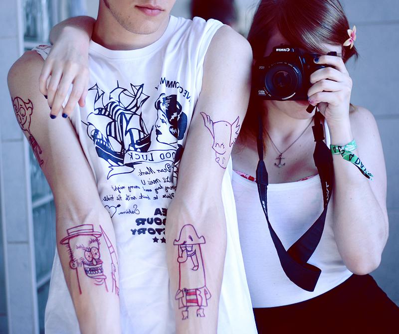 Flapjack Tattoo. by polish-girl