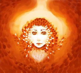Flames by NatlieSparkie