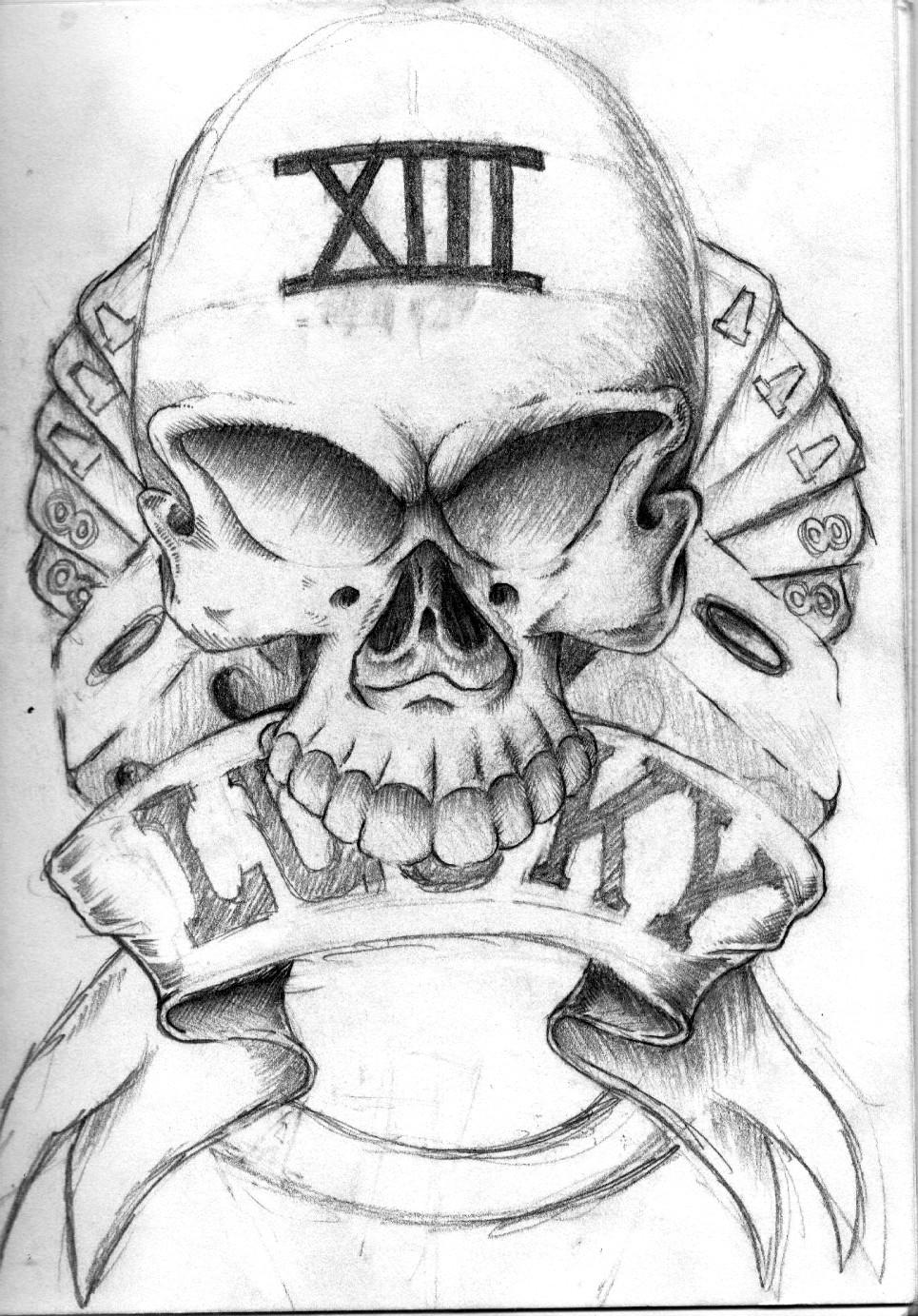 aces and eights tattoo designs