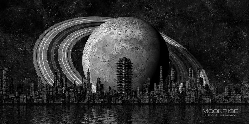 Moonrise by TLBKlaus