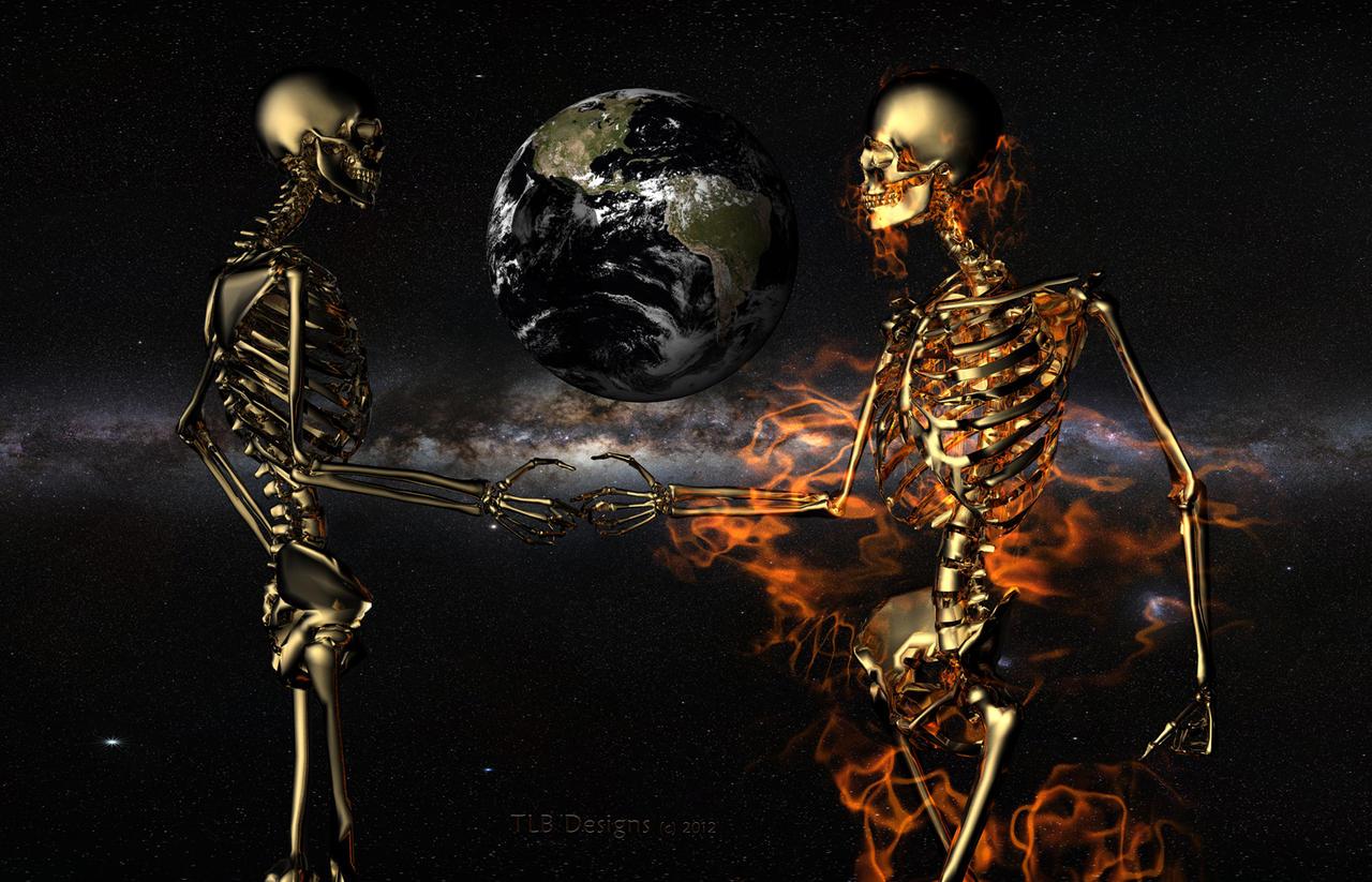 Shake Dem Bones by TLBKlaus