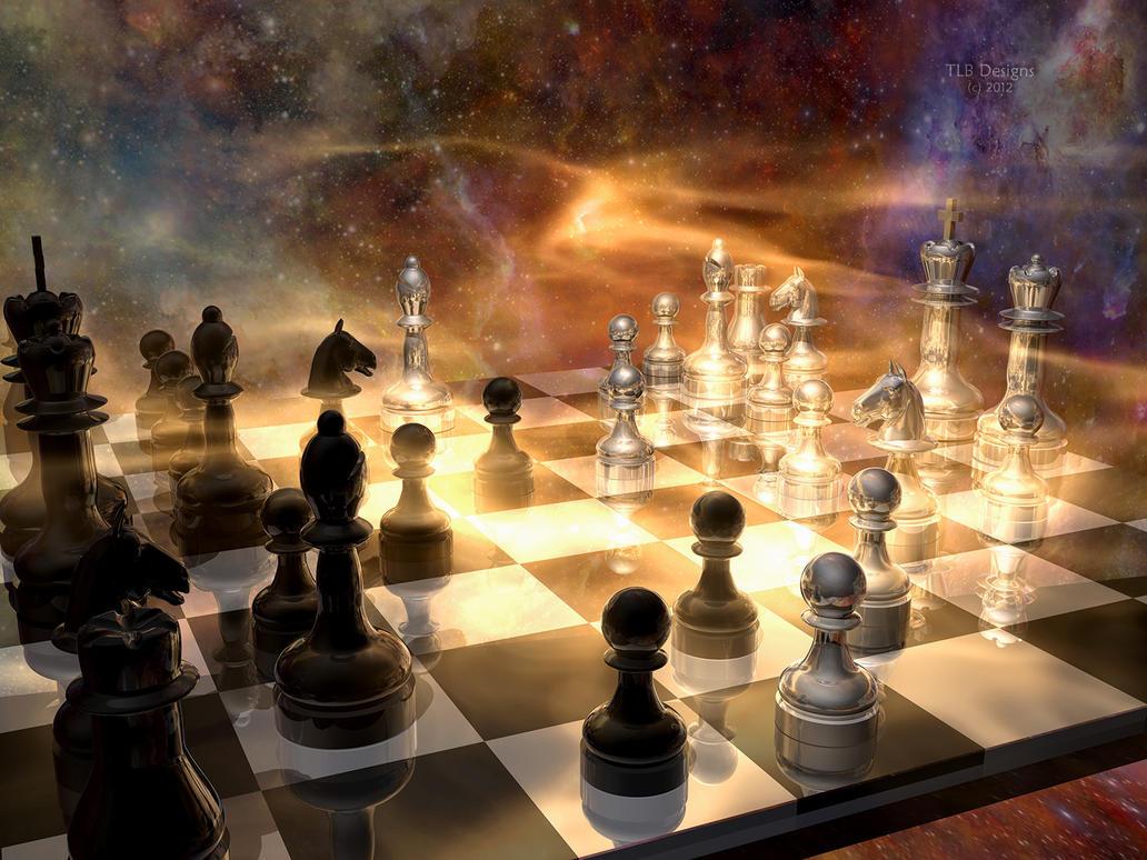 Chess 12 05 By Tlbklaus On Deviantart