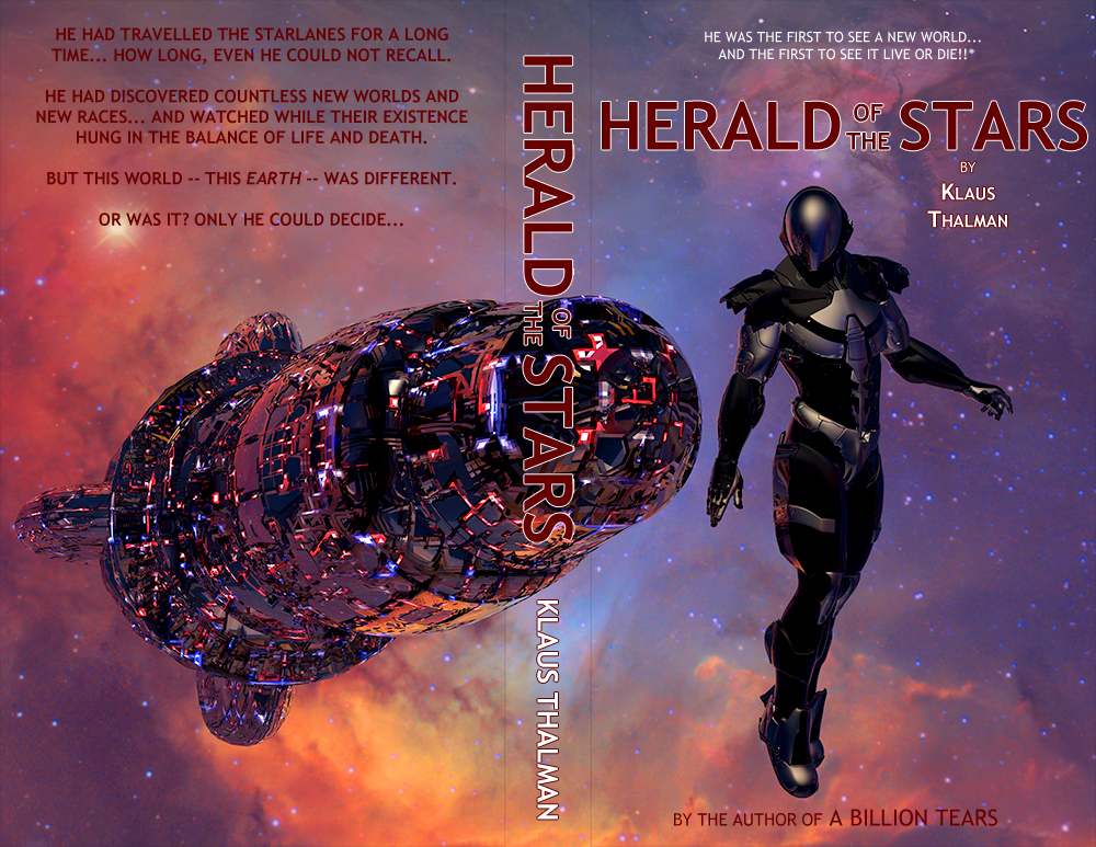 Herald of the Stars by TLBKlaus