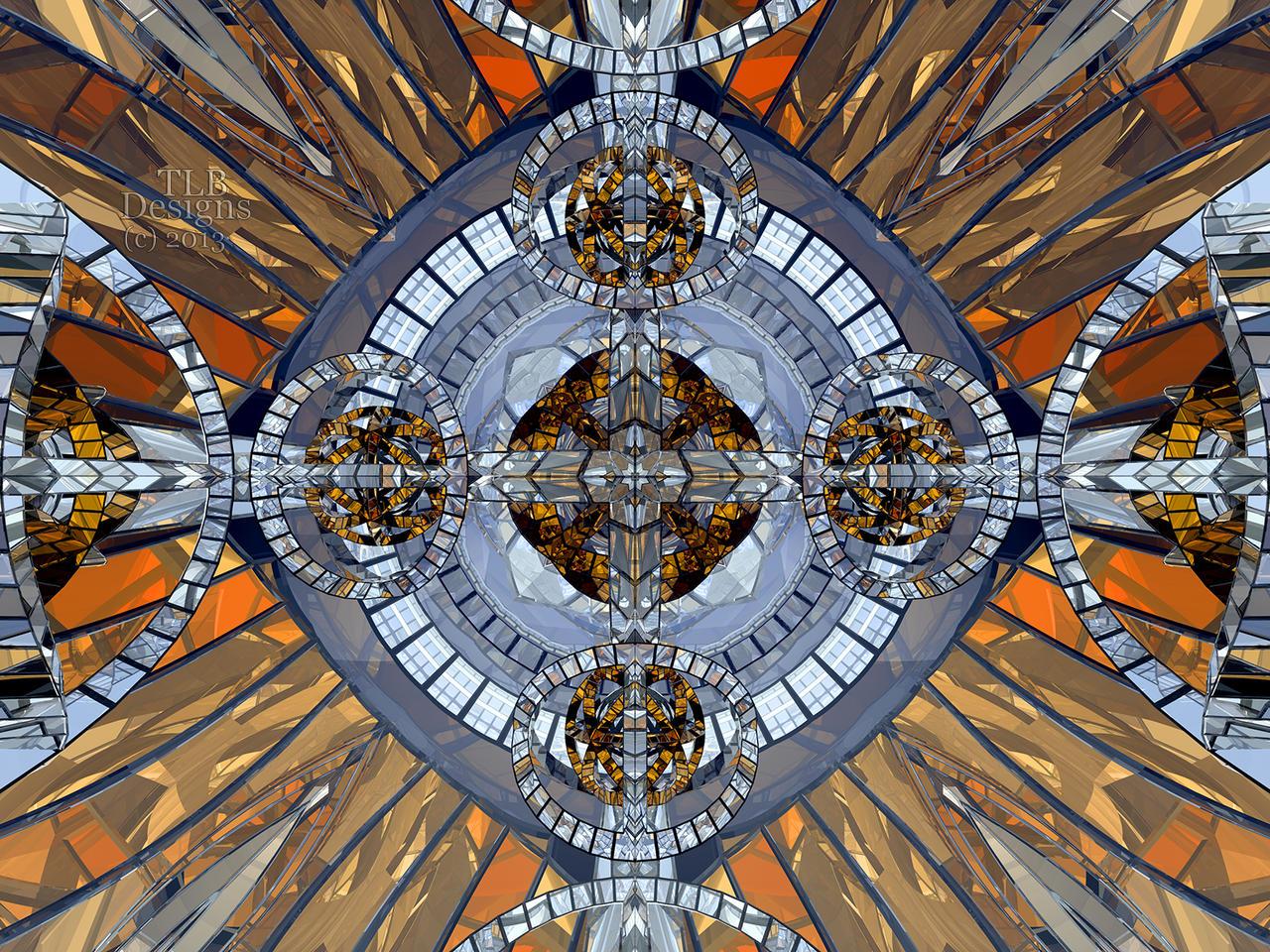 Symmetries 52 by TLBKlaus