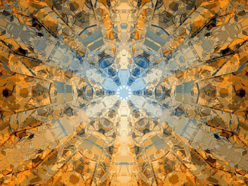 Symmetries 56 by TLBKlaus