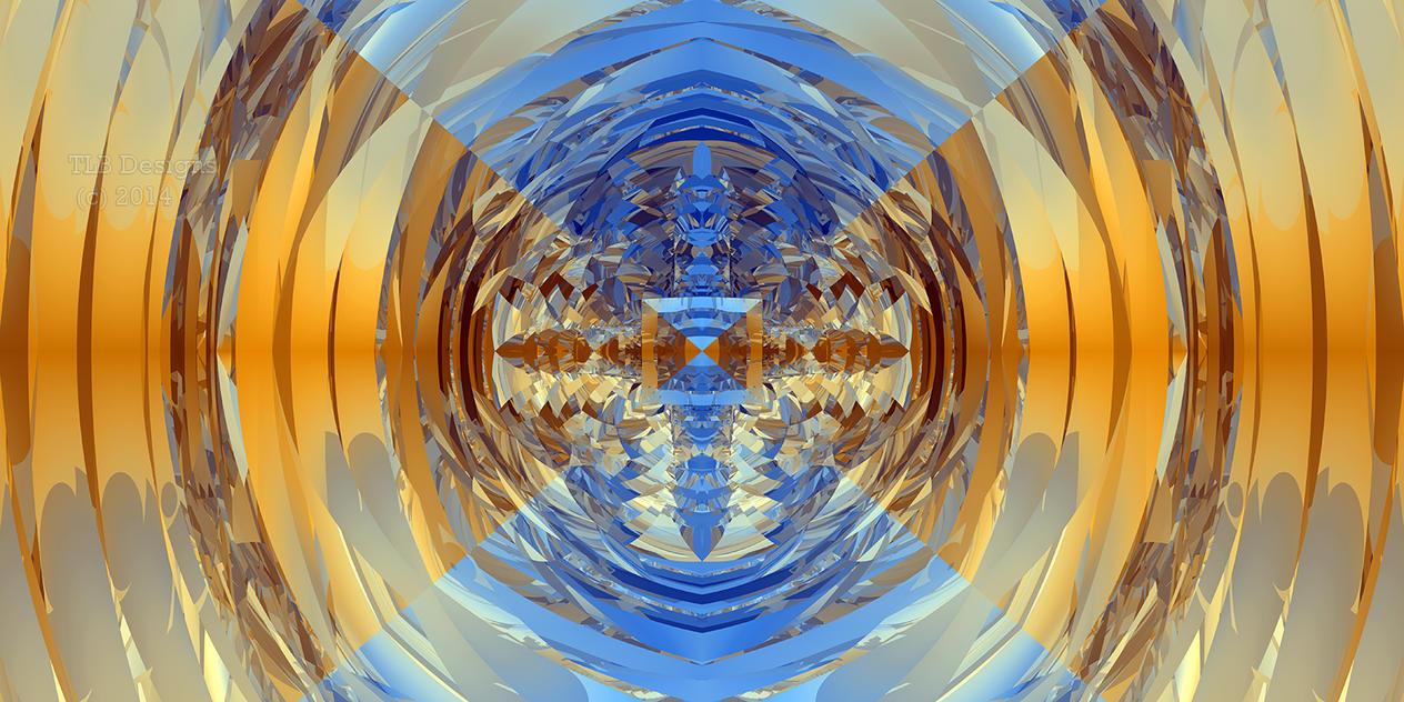 Symmetries 71 by TLBKlaus