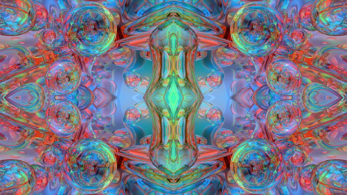 Symmetries 73 by TLBKlaus