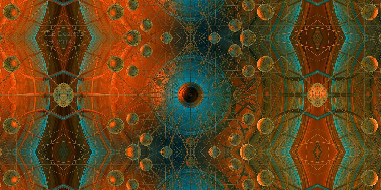 Symmetries 74 by TLBKlaus