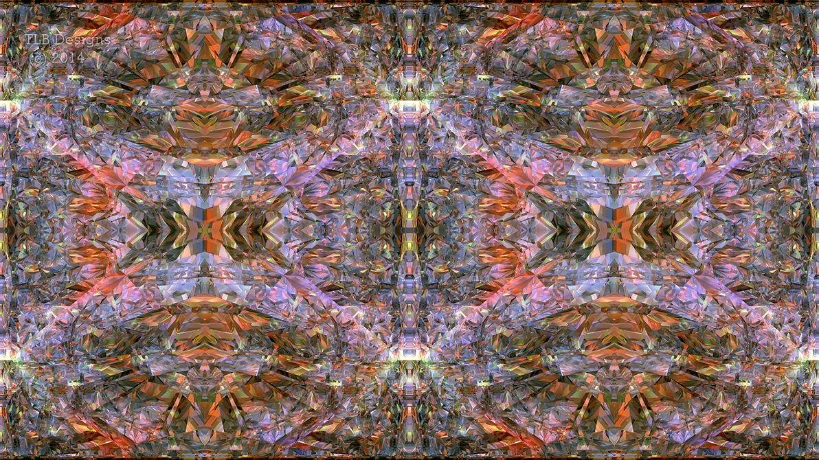Symmetries 77 by TLBKlaus