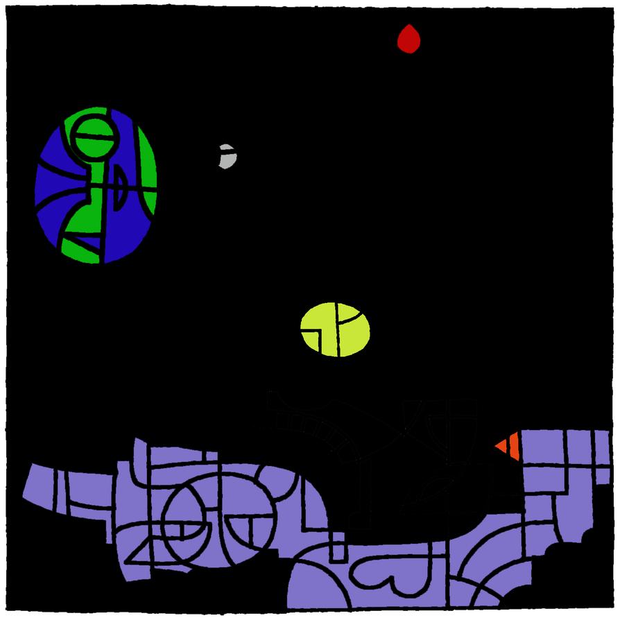 Da16: Space, the Final Frontier... by TLBKlaus