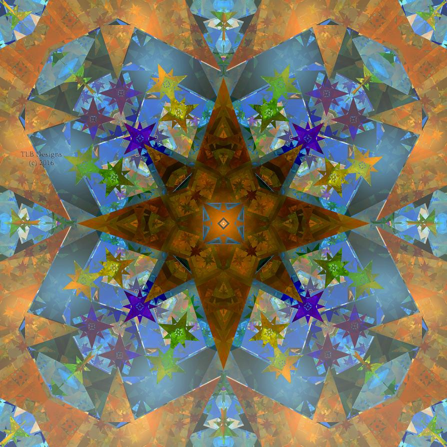 Symmetries 89 by TLBKlaus