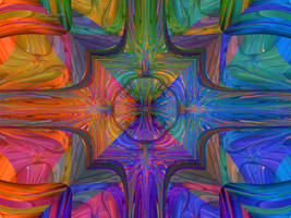 Symmetries 93 by TLBKlaus