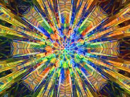 Symmetries 94 by TLBKlaus
