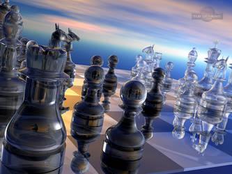 New Chess Wallpaper 3 by TLBKlaus