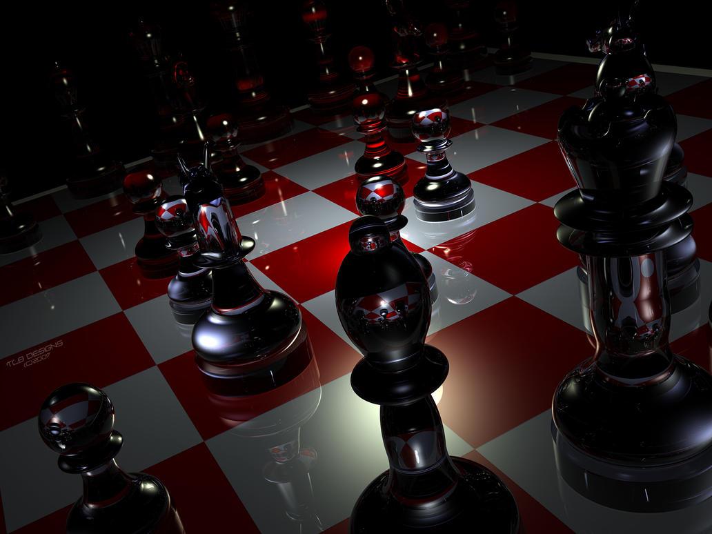 Chess Wallpaper 5 By TLBKlaus