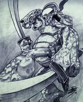 TMNT Leo by Chivohit