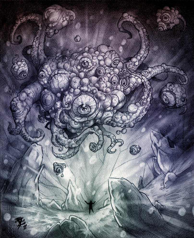 Yog Sothoth by Chivohit