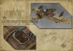 Electro-Magnetic Aero-Carriage