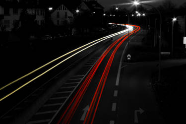 *Traffic light* by youchangedme