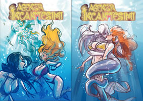 VOL. 2 COVER LAYOUTS