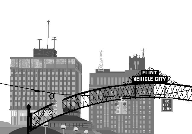 Drive through vehicle city by SmilesGoodsense
