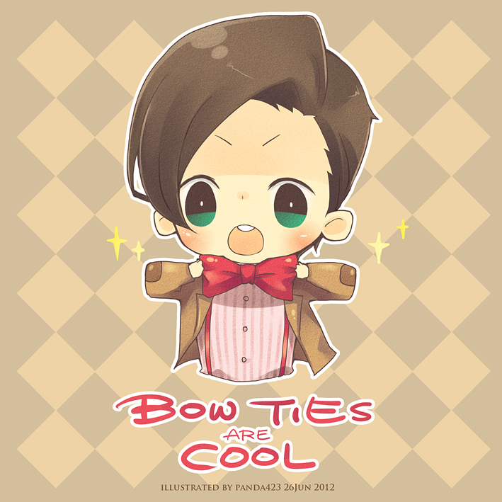 doctor who bow ties are cool by panda423 on deviantart