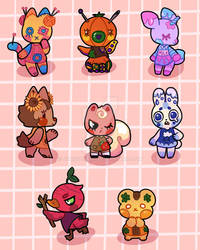 Animal Crossing Adopts OPEN (7/8)