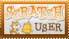 Scratch User Stamp by Idellechi