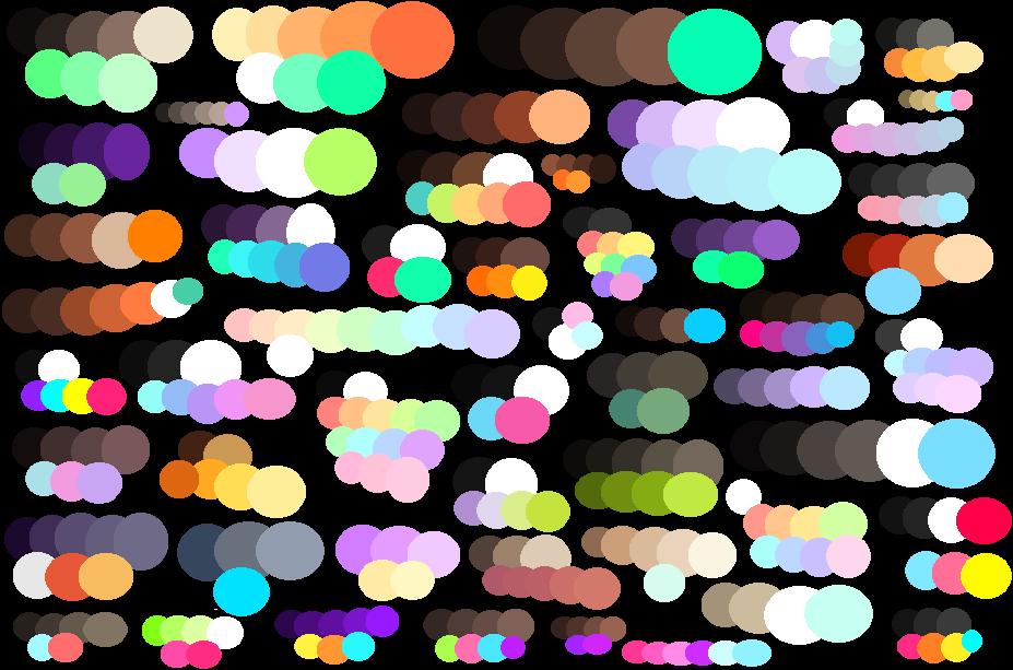 [F2U] Color Palettes