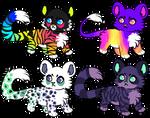 Feline Adopts [CLOSED]