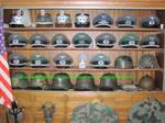 Military Head Gear WW1 - WW2