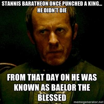 melisandre and stannis baratheon relationship memes