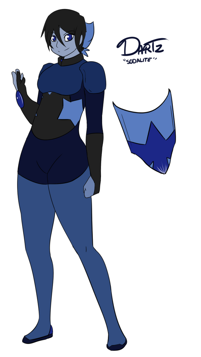 Gemsona Dartz by DewwyDarts