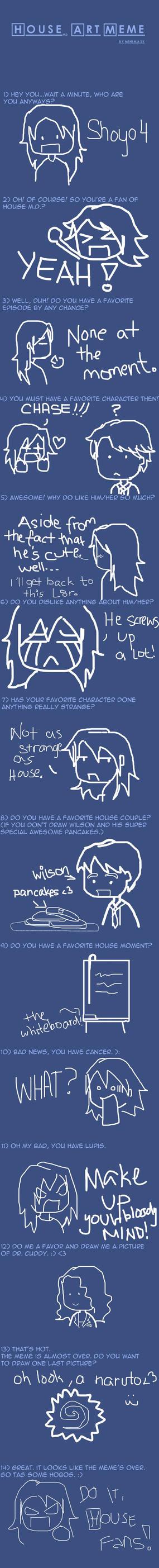 HOUSE meme by shoyo4