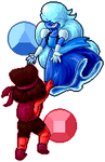 Sapphire and Ruby Pixel Redraw